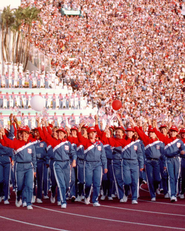 1984-summer-olympics-memories