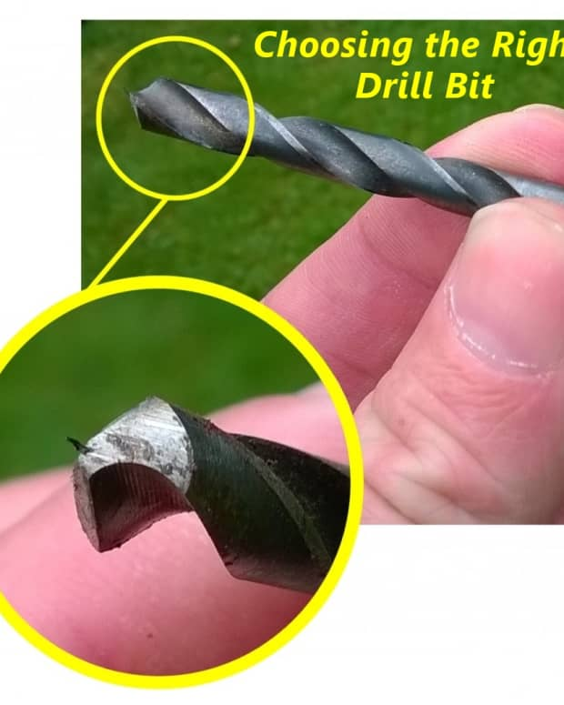 what-drill-bit-to-use