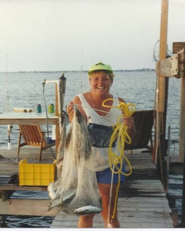 fishing-cast-netting