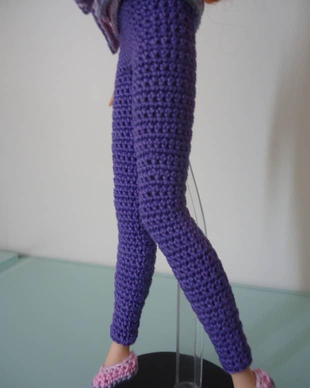barbie-leggings-free-crochet-pattern