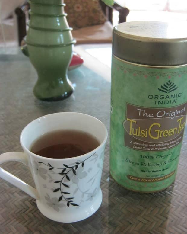 organic-india-tulsi-green-tea-a-review