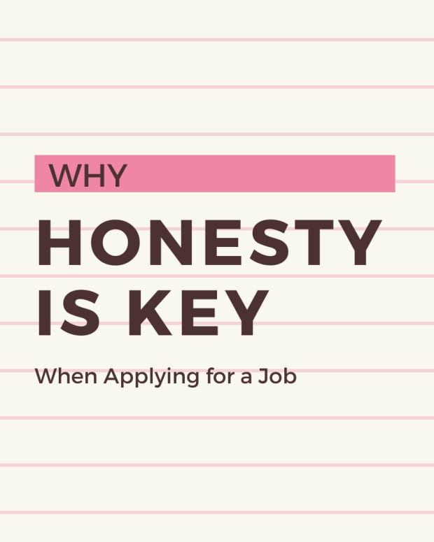 why-applicants-should-be-honest-on-a-job-application