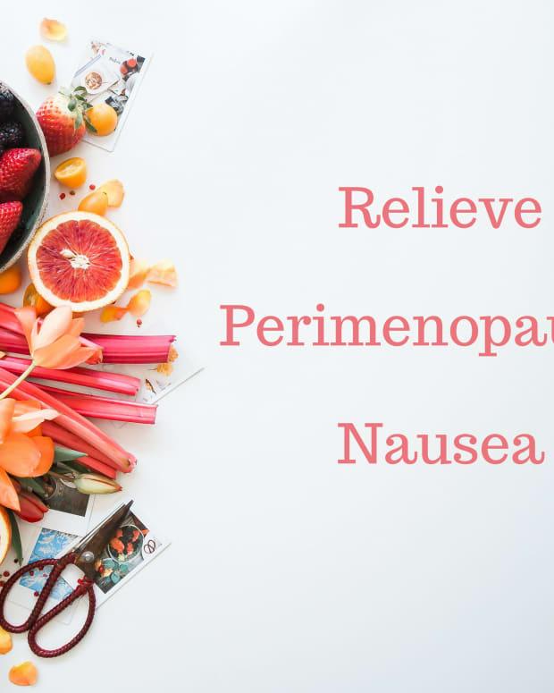perimenopause-and-nausea