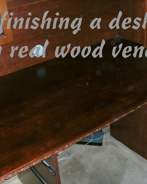 refinishing-a-desktop-using-real-wood-veneer
