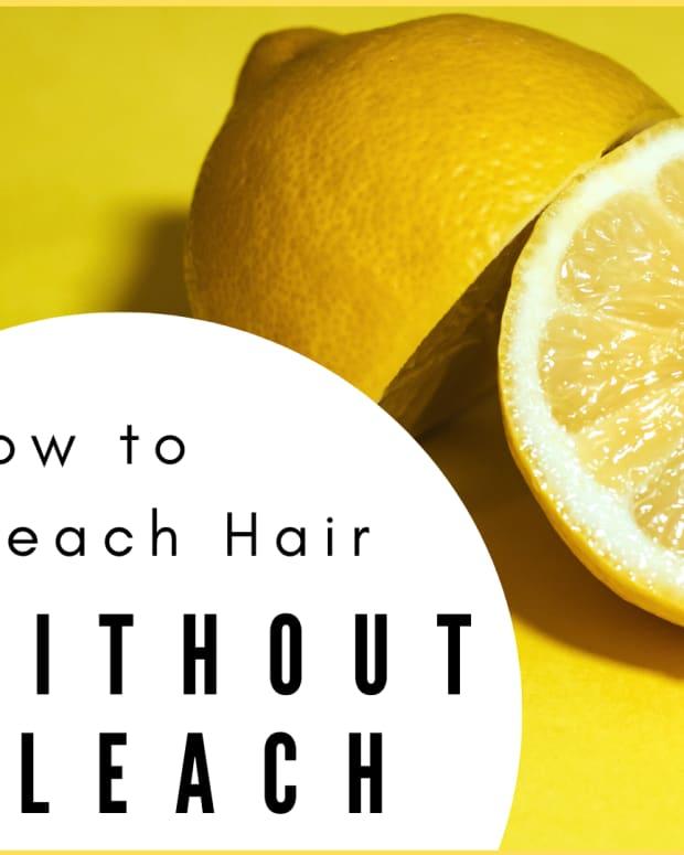 bleach-hair-without-bleach