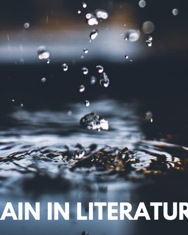 rain-and-literature