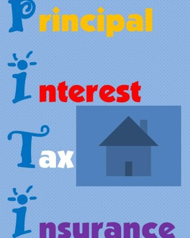 Principal Interest Tax Insurance (PITI)