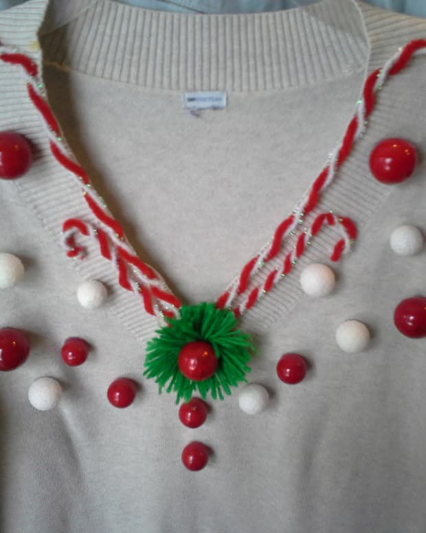 making-an-ugly-christmas-sweater