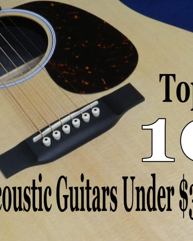 best-acoustic-guitar-under-300-dollars