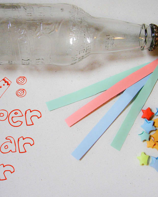 diy-crafts-how-to-make-a-star-jar