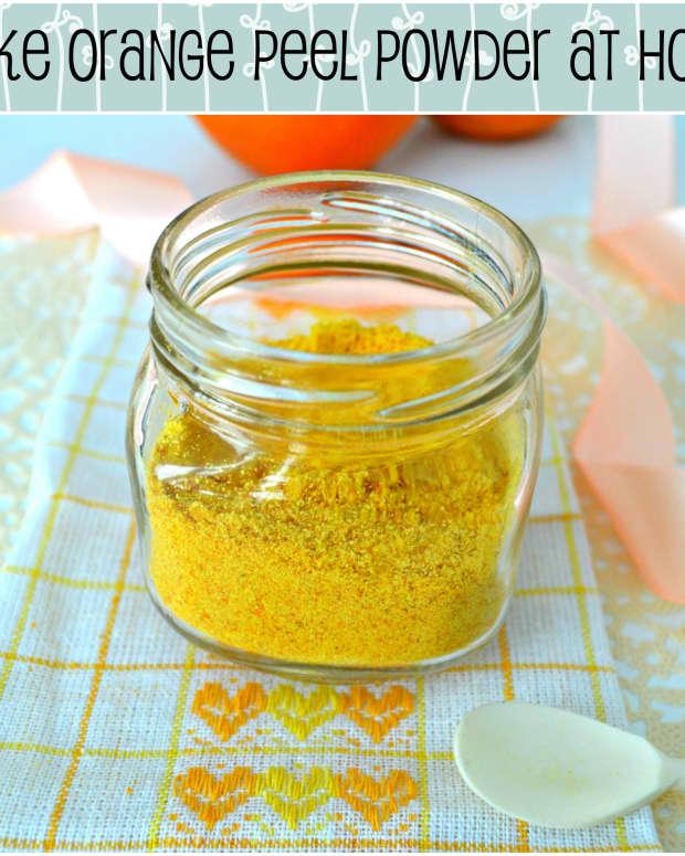 how-to-make-orange-peel-powder-for-face