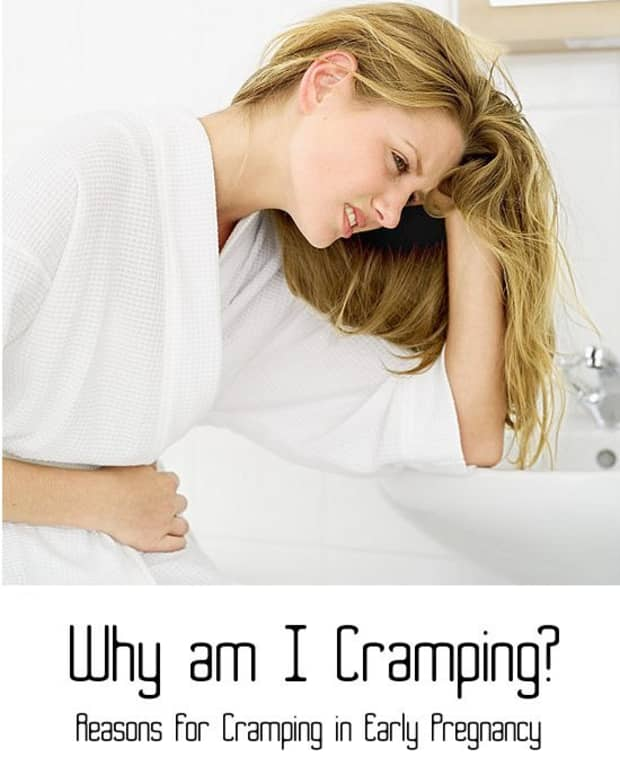 reasons-for-cramping-during-early-pregnancy