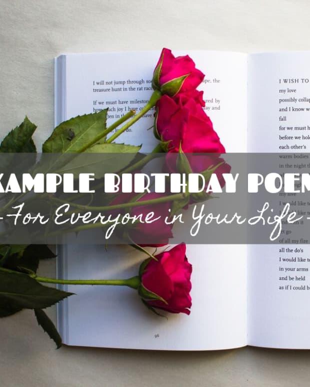 birthdaypoems