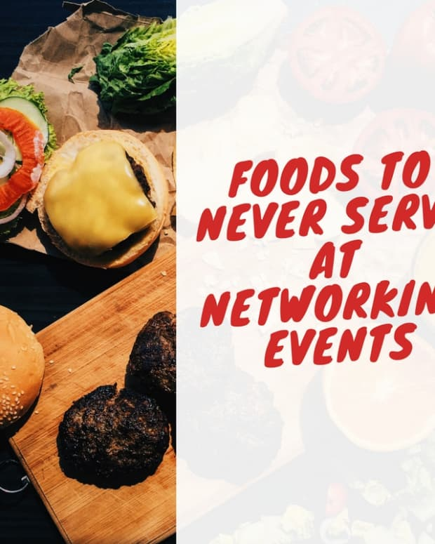 foods-to-never-serve-at-networking-events