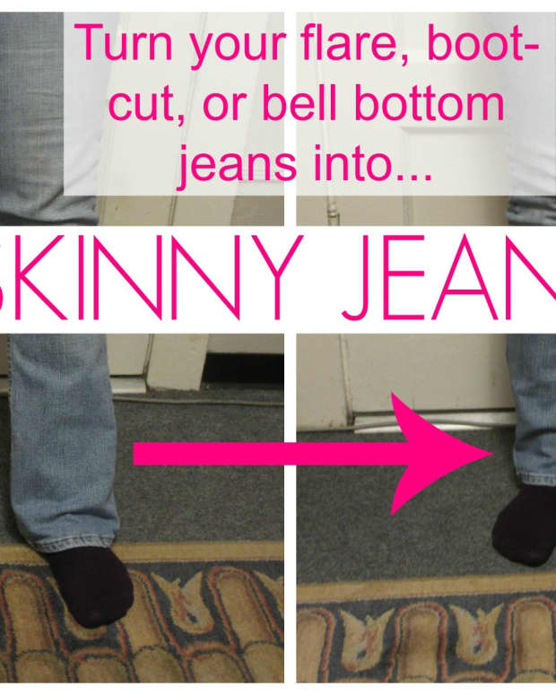turn-old-bell-bottom-boot-cut-flare-jeans-into-skinny-jeans