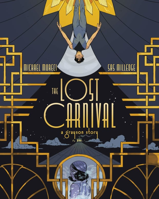 graphic-novel-review-dick-grayson-the-lost-carnival-by-michael-moreci