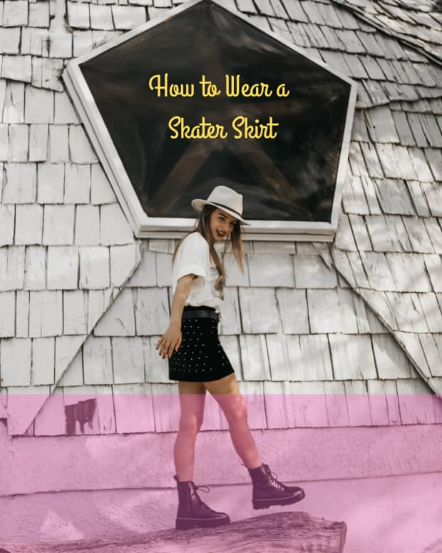 what-to-wear-with-a-skater-skirt