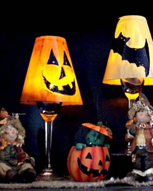 how-to-make-a-halloween-goblet-lamp