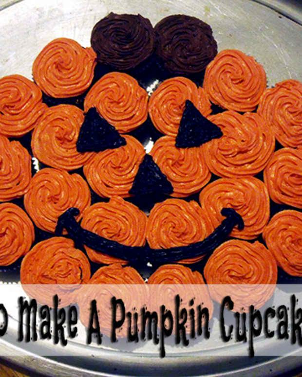 how-to-make-a-pumpkin-cupcake-cake