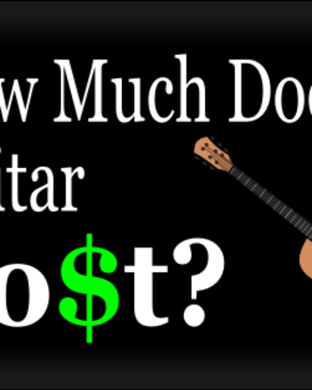 how-much-does-a-guitar-cost-for-a-beginner