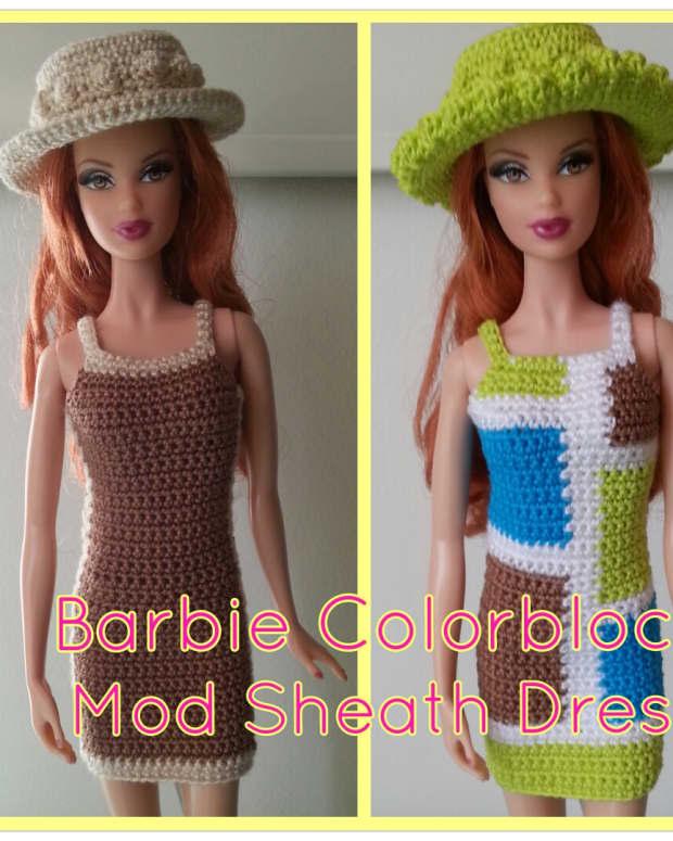 barbie-colorblock-mod-sheath-dress-free-crochet-pattern