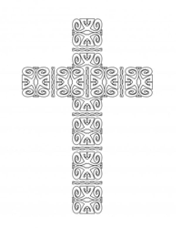 free-printable-crosses-coloring-pages