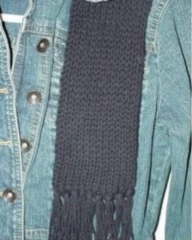 how-to-knit-a-scarf-on-the-knifty-knitter-looms-no-wrap-stitch