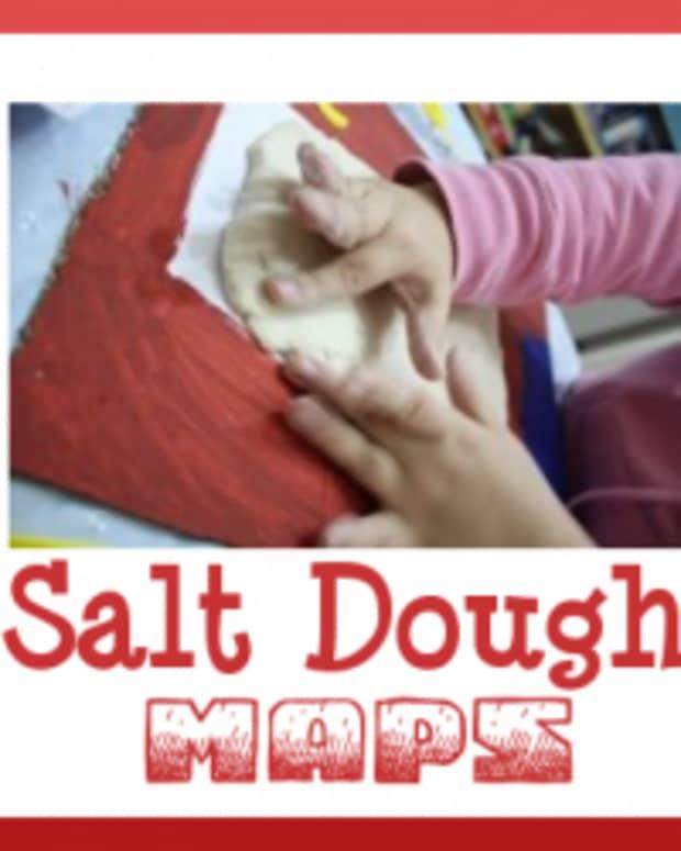 salt-dough-maps