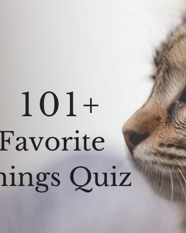 100-favorite-things