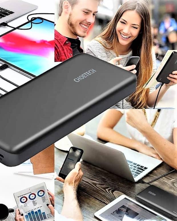 choetech-20000mah-power-bank-most-flexible-laptop-phone-unit