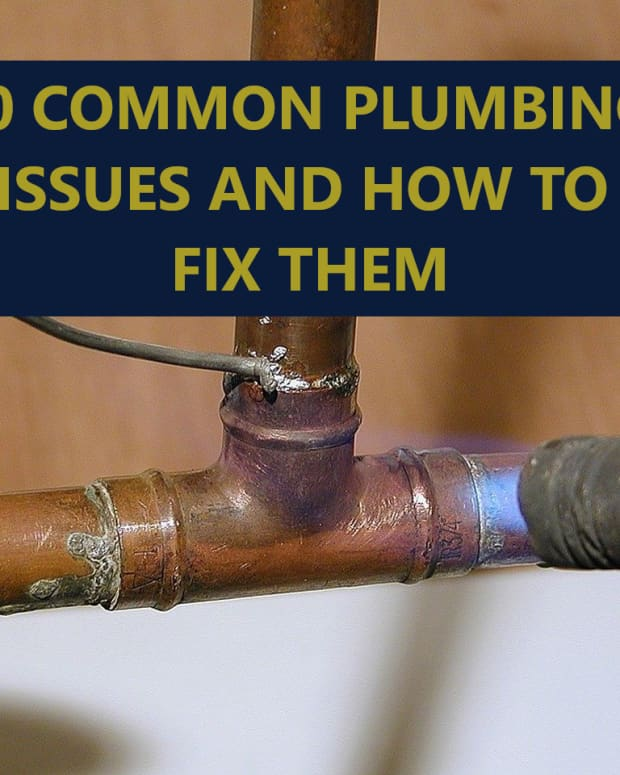 most-common-plumbing-problems