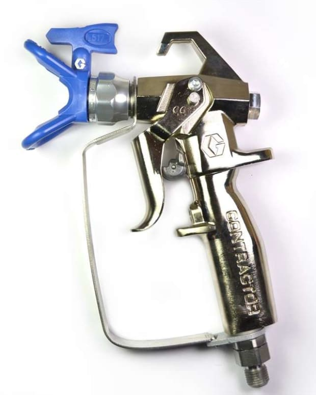 my-review-of-the-graco-contractor-spray-gun-2-finger-trigger