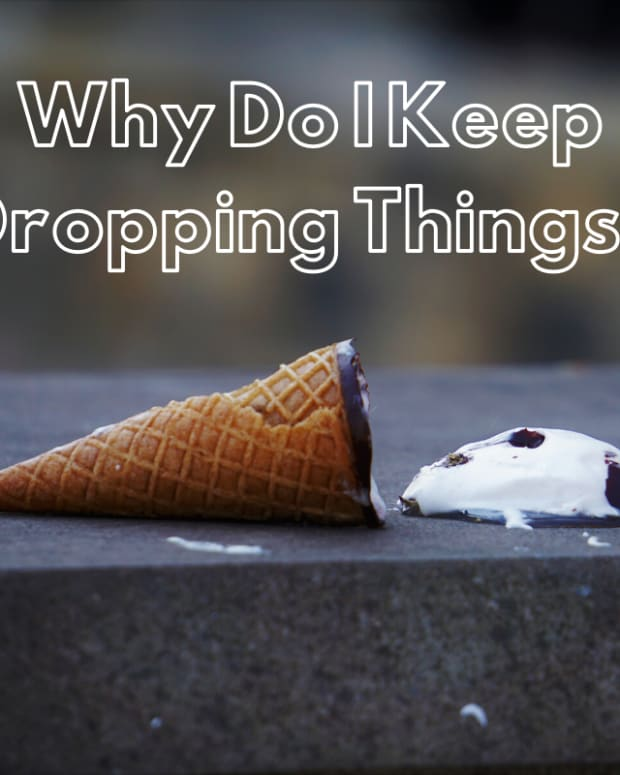 why-do-i-keep-dropping-things