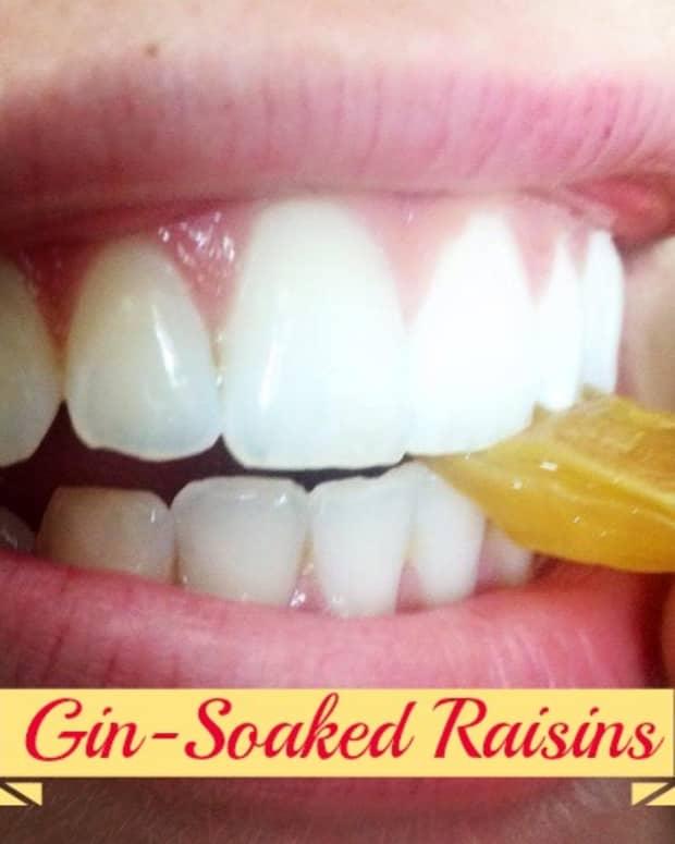 recipe-for-gin-soaked-raisins-for-arthritis-pain