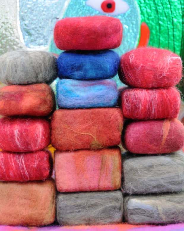 how-to-wet-felt-soap-in-a-tumble-dryerfree-tutorial