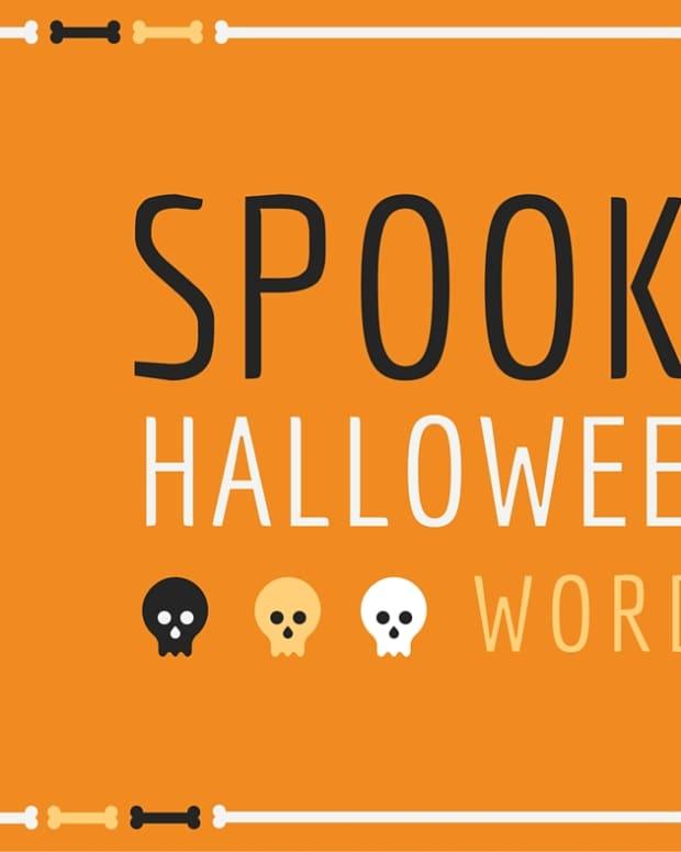 100-halloween-words