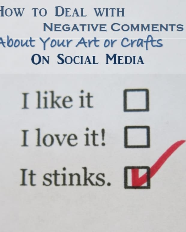 how-to-deal-with-negative-comments-about-your-art-or-crafts-on-social-media