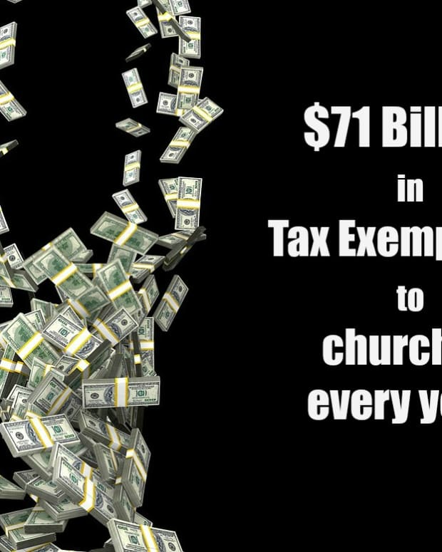 should-churches-be-tax-exempt