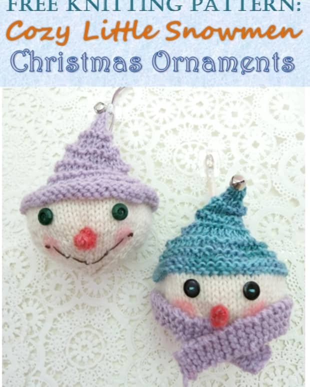 free-knitting-pattern-cozy-snowmen-christmas-ornaments