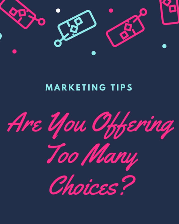 marketing-tips-are-you-offering-too-many-choices