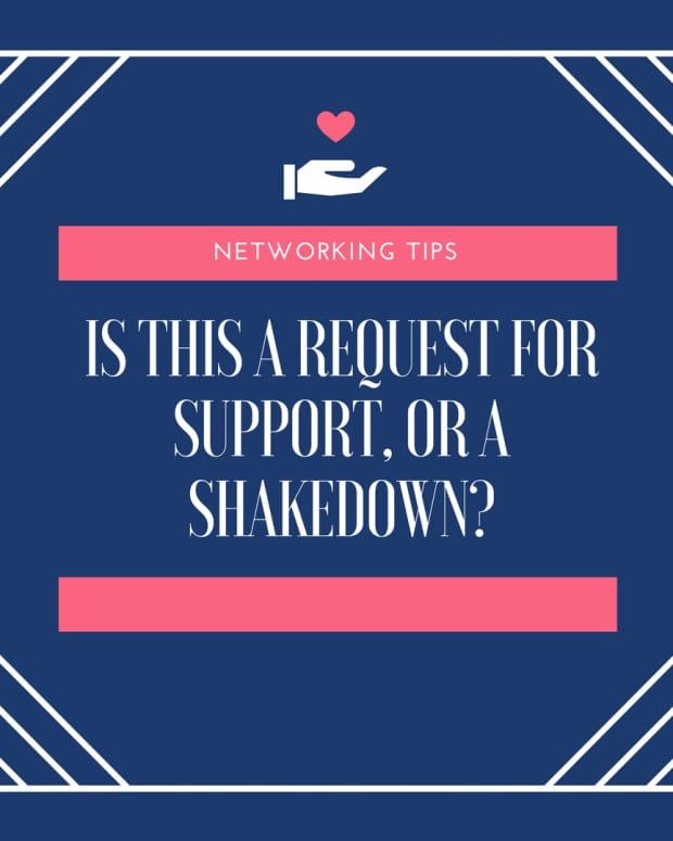 networking-tips-is-this-asking-for-support-or-a-shakedown
