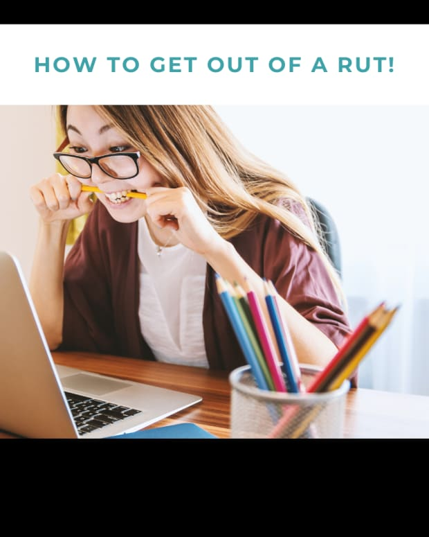 how-to-dig-yourself-out-of-a-career-rut