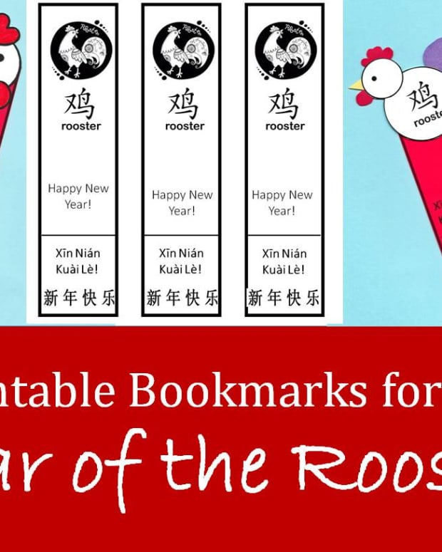 rooster-bookmark-templatesfor-chinese-new-year-kid-crafts-for-the-year-of-the-rooster