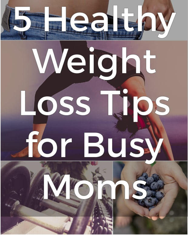 10-easy-ways-for-busy-moms-to-get-healthy-and-lose-weight