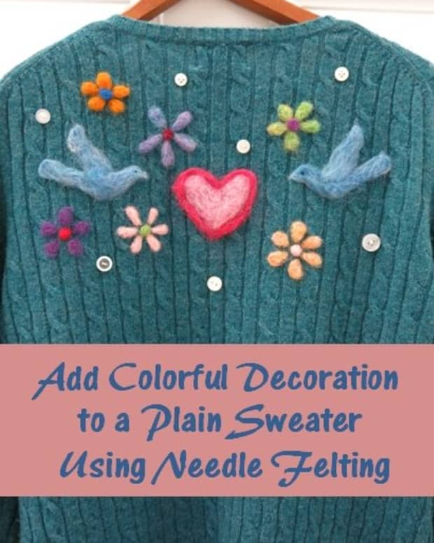 diy-craft-tutorial-how-to-add-fun-and-colorful-decoration-to-a-plain-sweater-using-needle-felting