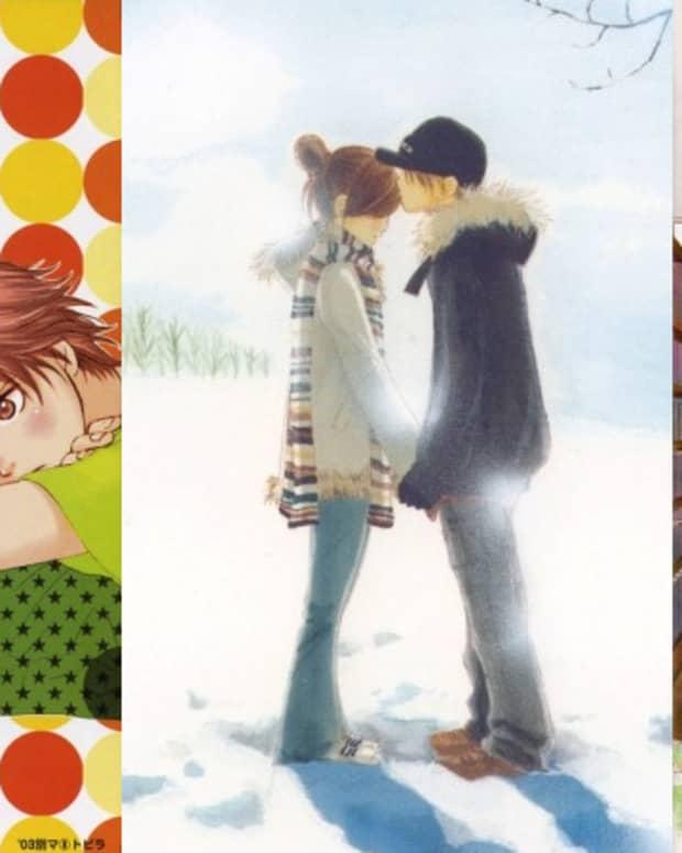 best-romance-manga