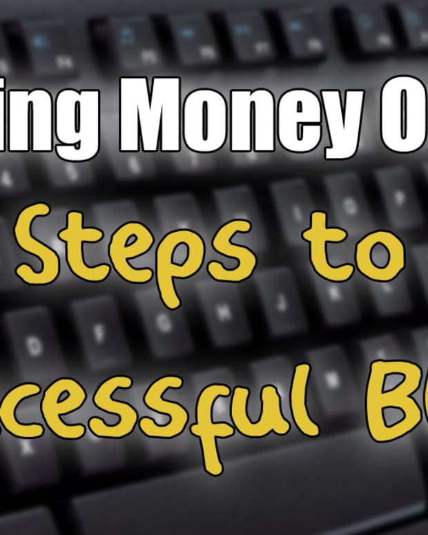earning-money-online-5-steps-to-a-successful-blog