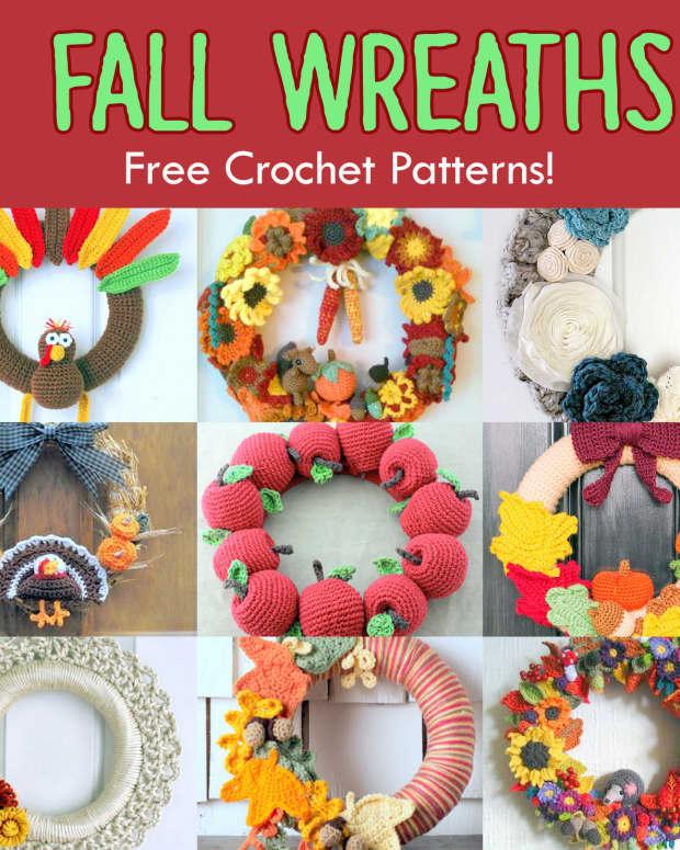 free-fall-thanksgiving-wreaths-crochet-patterns