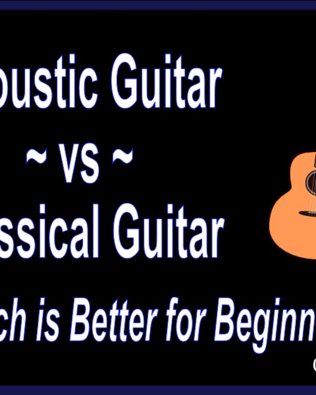 classical-vs-acoustic-guitar
