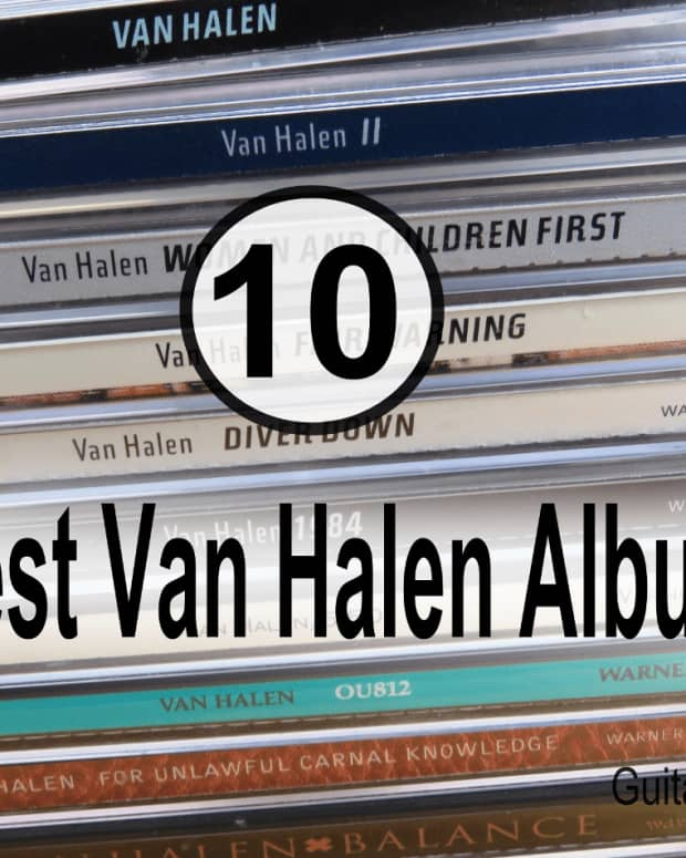top-van-halen-albums